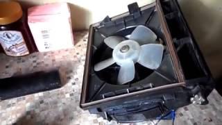видео Печка Ваз 2104 — устройство системы отопления