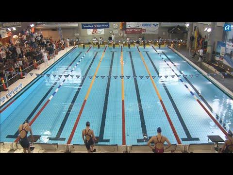 NM JR Kortbane Svømming - Nordlysbadet Alta 2015 - Fredag del 1