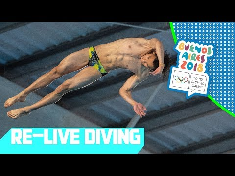 RE-LIVE | Day 10: Diving | Youth Olympic Games 2018 |Buenos Aires