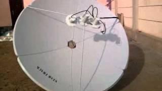Установка антенн на все спутники мира