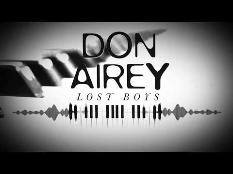 """Don Airey """"Lost Boys"""" Official Music Video - New Album """"One Of A Kind"""" out May 25th"""