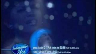 Citra - Lagu Cinta [ Spektakuler 7 ] Indonesian Idol 2010 / 25-06