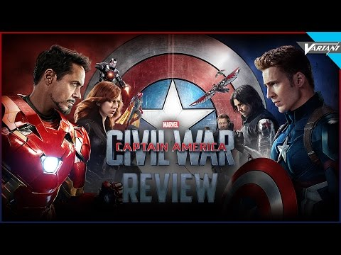 Captain America: Civil War SPOILER FREE Review!