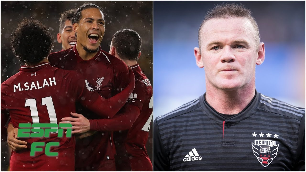 Why Wayne Rooney thinks Liverpool beating Man City to the title is 'a nightmare'   Premier League