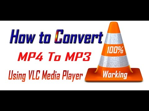 How To Convert Mp4 To Mp3 Using VLC Media Player [100% Working]