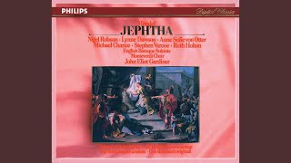 """Handel: Jephtha, HWV 70 / Act 1 - """"Some dire event hangs o'er our heads... Scenes of horror,..."""