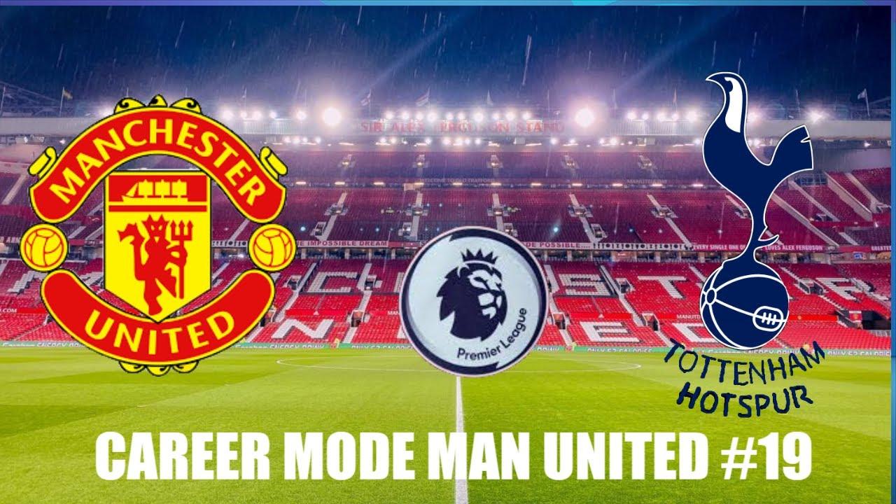 Download FIFA 21 | Man United Career Mode # 19 | Manchester United vs Tottenham | Premier League