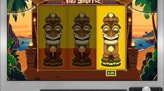 Tiki Shuffle online spielen - Merkur Spielothek