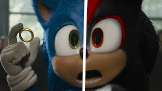 Sonic The Hedgehog Movie Choose Your Favorite Desgin For Both Characters (Shadow & Sonic)