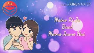 naino-ki-jo-baat-naina-jaane-hai-romantic-song-ever-famous-song-of-the-year-on-youtube-mx-musica
