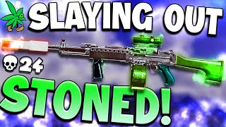 The STONER SHREDS on Rebirth Island! *Best Stoner Setup* (Rebirth Island - Warzone)