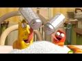 LARVA - EAT LESS SALT | 2017 Cartoon Movie | Videos For Kids | Kids TV Shows Full Episodes