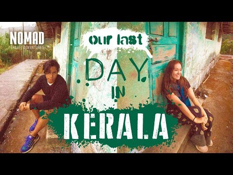 LAST DAY IN KERALA | KOCHI INDIA TRAVEL VLOG | Backpacking In India