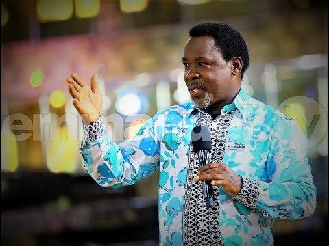 SCOAN 18/01/18: TB Joshua's Message Live Sunday Service