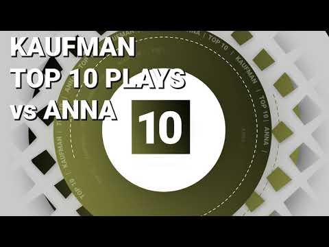 Kaufman Top 10 Plays vs Anna 2020