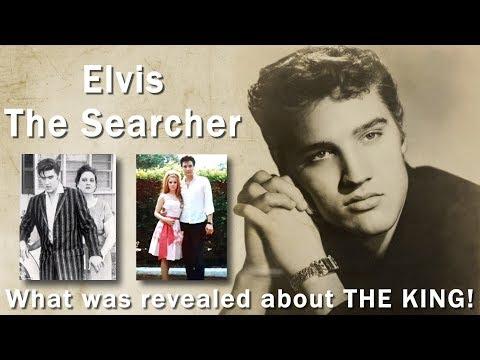 "Elvis documentary ""The Searcher"" reveals Elvis as a true artist."