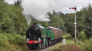 Preserved Perfection - U.K Heritage Railway Review - 2013