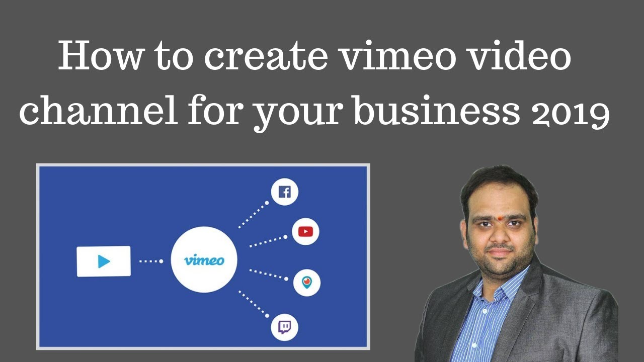 How to create vimeo video channel for your business 2019 | Digital Marketing Tutorial