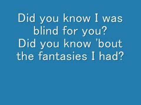 Blind For You Di-rect with Lyrics
