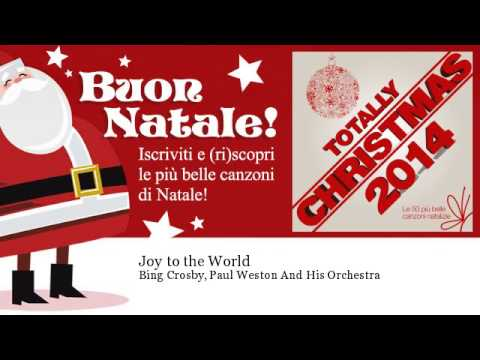 Bing crosby paul weston and his orchestra