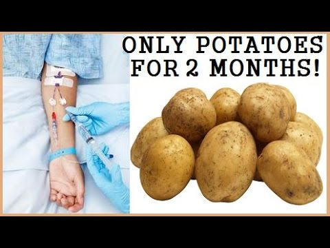 What Eating Only Potatoes For 2 Months Does To Body!