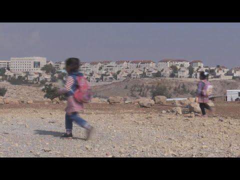 Israeli Settlements And The Encirclement Of East Jerusalem