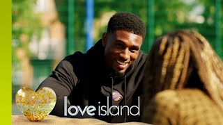 Ovie & Amber: Books, basketballs & baguettes? | Love Island