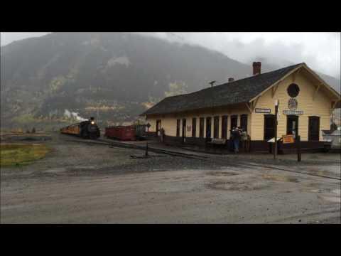 Durango & Silverton Narrow Gauge Railroad 1983 and 2016 Nos. 473, 480, 481 & 486