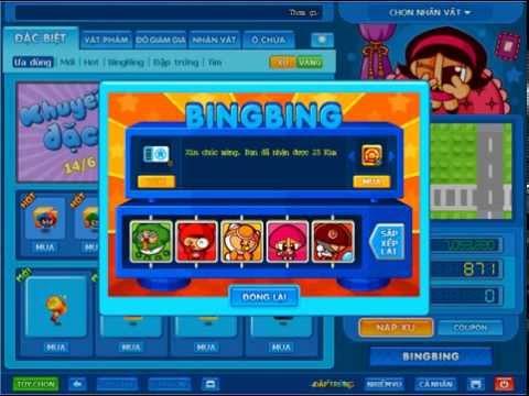 Xoay Bing Bing pet tìm bóng nước thiên thạch 2