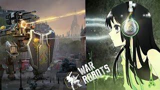 War Robots' new theme music 2017  [REMASTERED]