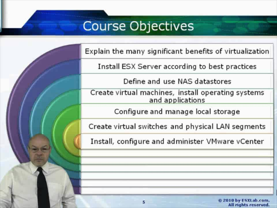 Learn about vSphere Essentials from GoGoTraining