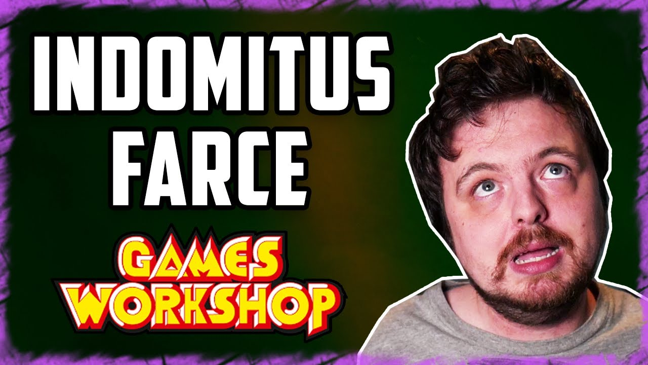 Indomitus You Will Be Able To Get Your Hands On One If You Want One Games Workshop Youtube