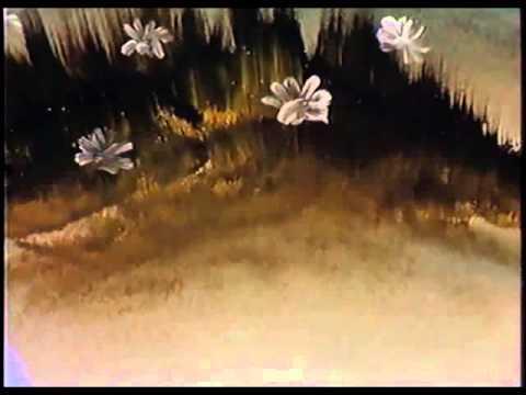 Bob Ross Annette Kowalski Anleitung Malprojekt Blumen Eur 4 01