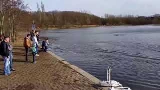 Mystic 138 mit 201,4 Km/h Onkel Jürgen und Joel Szontkowski an der Fernsteuerung