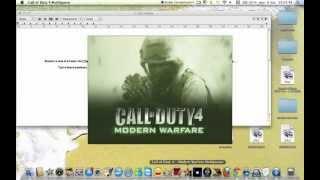[TUTO]Comment avoir tous les niveaux sur Call of Duty 4 PC OU MAC[HACK]