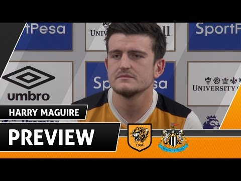 The Tigers v Newcastle United | Preview With Harry Maguire