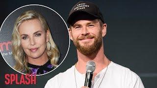 Chris Hemsworth Says Charlize Theron Should Be Next Bond | Splash News TV
