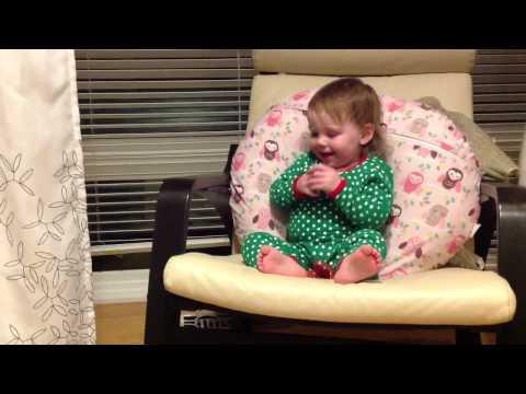 Hair clips and Xmas pajamas
