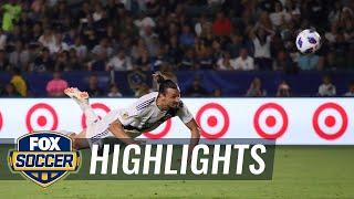 Watch all 3 Zlatan goals vs. Orlando City | 2018 MLS Highlights