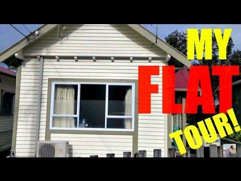 MY NEW HOME || WELLINGTON, NZ