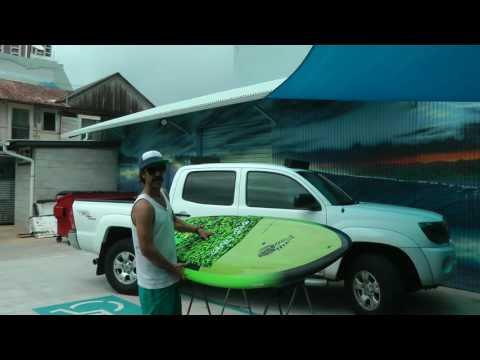 "Blue Planet Surf How To ""Install"" EVA Soft Rack Setup"