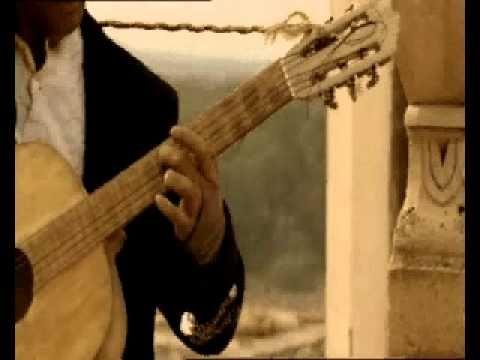 ONCE UPON A TIME IN MEXICO-Antonio Banderas - Guitar frase virtuoso ...