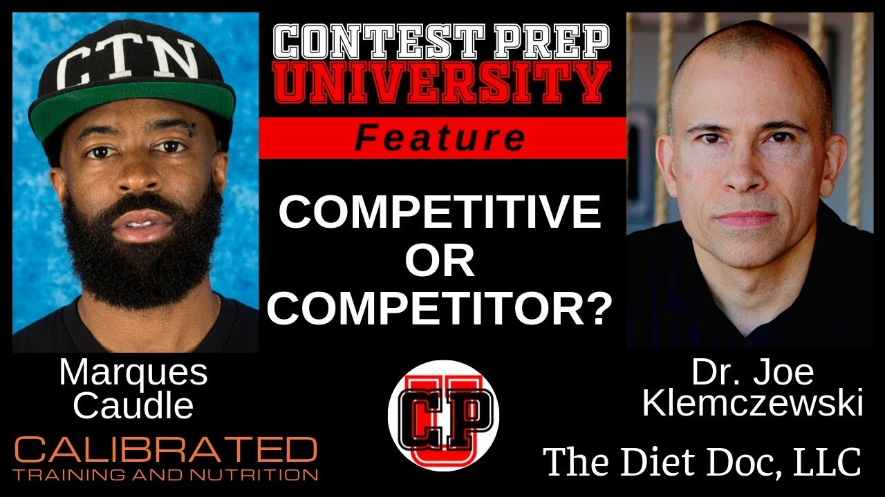 Podcast: Contest Prep University – Feature: Competitive Or Competitor?