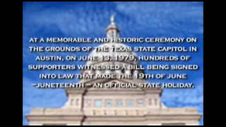 Juneteenth -  A Celebration of Freedom (Trailer)