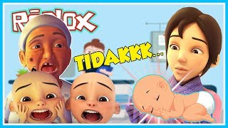 KAK ROS GIVE BIRTH TO FIRST CHILD, UPIN EVEN FEAR!! -ROBLOX UPIN IPIN