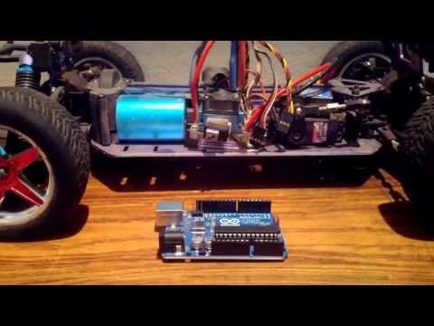 Arduino Uno Diy Project Rc Tokyo Marui Tank To Blueto