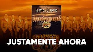 La Poderosa Banda San Juan - Justamente Ahora (Lyric Video)
