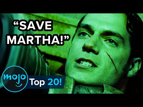 Top 20 Worst Superhero Movie Lines