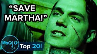 Top 20 Worst Superhero Movie Lines