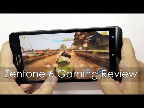Asus Zenfone 6 Gaming Review with Heavy Games